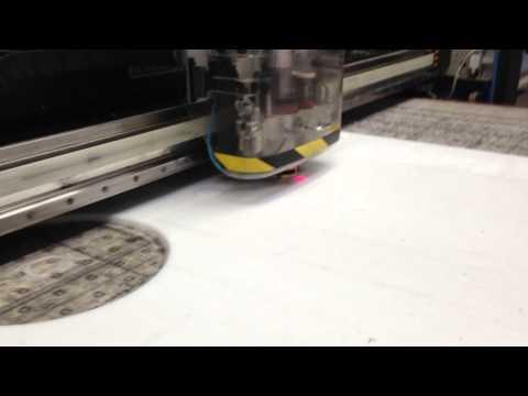 Taglio disco in PEHD500