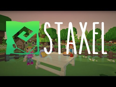Staxel Summer Trailer