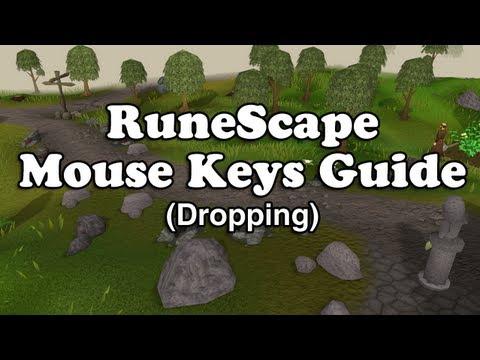 V Mouse Guide RuneScape Mouse Keys G...