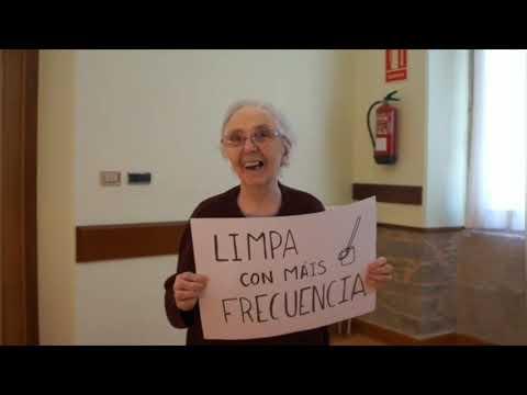 Vídeo lleno de optimismo desde la residencia de mayores de Vilalba