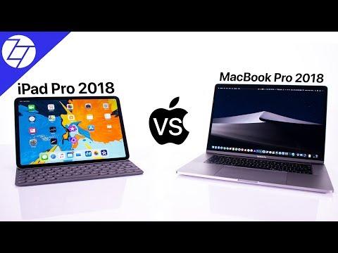 iPad Pro vs i9 MacBook Pro - Real World PERFORMANCE Test!