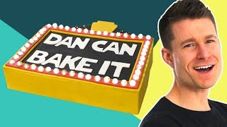 Dan Bakes a Broadway Cake That LIGHTS UP ✨ Challenge #13