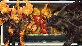 Hearthstone: Ragnaros vs Nefarian (Tavern Brawl)