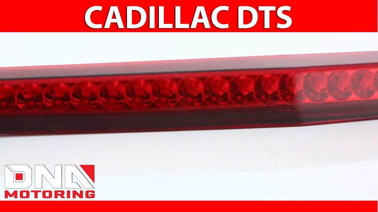 Cadillac Dts Brake Light