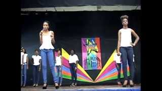 Miss Jamaica Caribbean TALENTED TEEN contestants at Teen Expo 2015