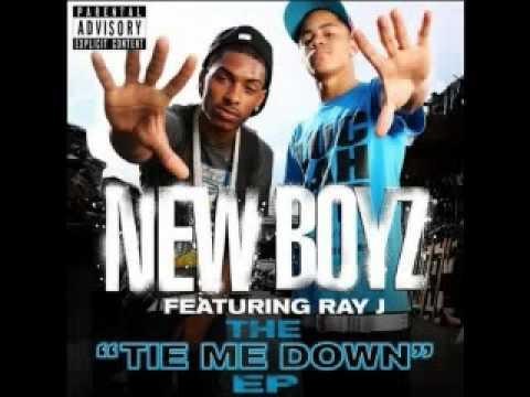 Tie Me Down(Instrumental/Karaoke)-New Boyz