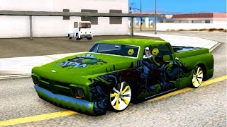 GTA San Andreas - New Slamvan EnRoMovies