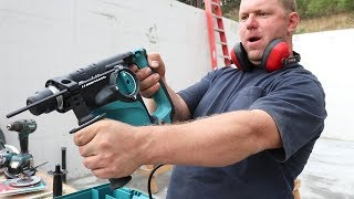 Video DON'T DRILL CONCRETE Until You Watch THIS VIDEO! download MP3, 3GP, MP4, WEBM, AVI, FLV September 2017