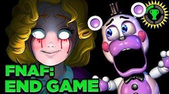 Game Theory: FNAF 6, No More Secrets (FNAF 6, Freddy Fazbear's Pizzeria Simulator)