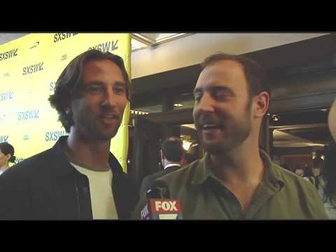 "SXSW 2018: James Weaver and Evan Goldberg talk on ""Blockers"" red carpet"