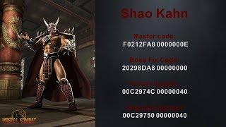 Como jugar con Shao Kahn en Mortal Kombat Shaolin Monks