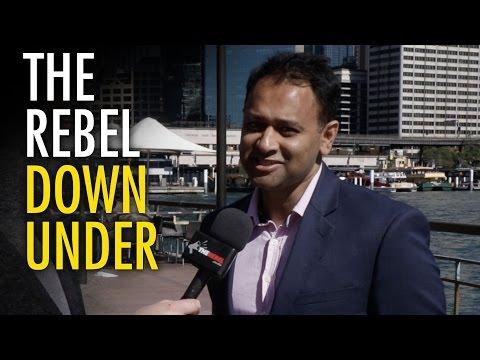 Dr. Tanveer Ahmed joins The Rebel