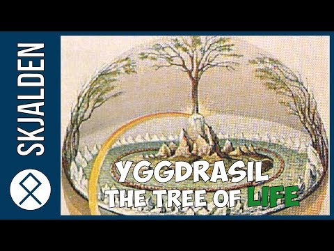 Yggdrasil The Tree Of Life In Norse Mythology