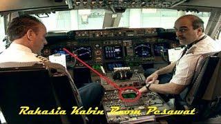Ternyata Inilah Rahasia Pilot yang Tidak Kita Ketahui