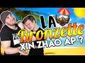 LA BRONZETTE - DIMANCHE PLAID CHOCOLAT CHO & ALDE
