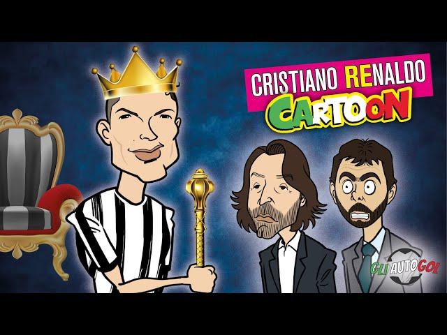 AUTOGOL CARTOON - La Juve è Ronaldo dipendente?