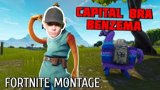 CAPITAL BRA - Benzema (Fortnite Montage)
