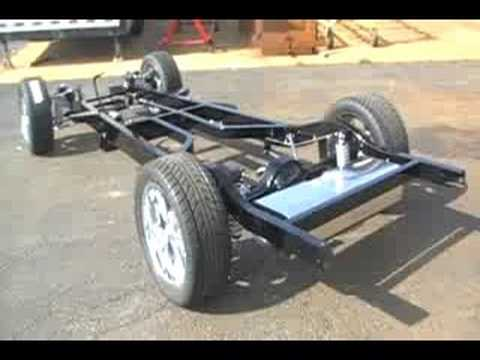 Street Rod Garage 47-53 Chevy Truck Chassis