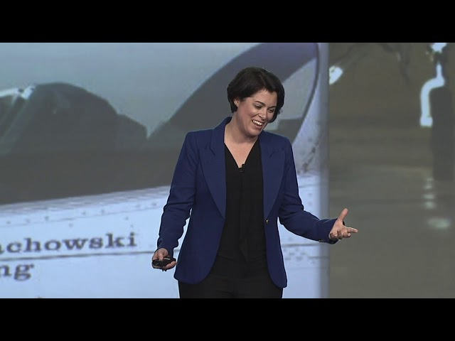 NICOLE MALACHOWSKI:  Get Comfortable Being Uncomfortable