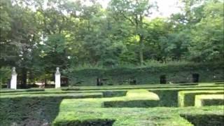 CHATEAU DE CHENONCEAU #4 (Labyrinthe - Maze)