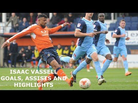 Isaac Vassell 2016-17: Goals, Assists & Highlights