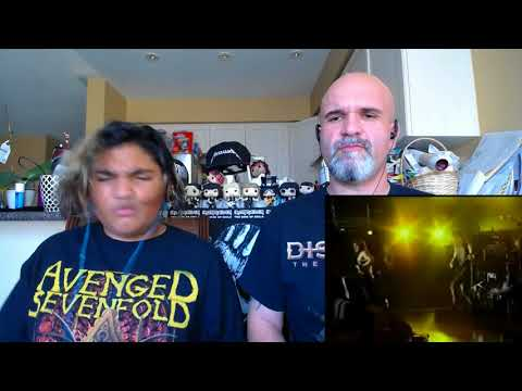 Manowar - Hail and Kill (Live) [Reaction/Review]