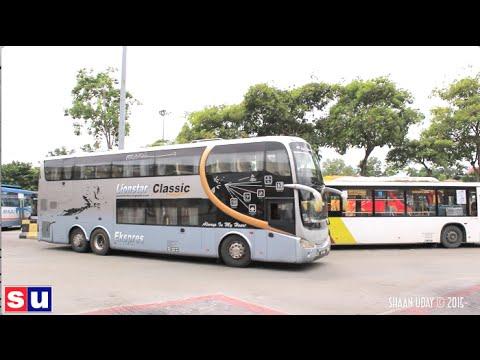 Kuala Lumpur to Singapore by bus | Kuala Lumpur (2/2) | MALAYSIA #2