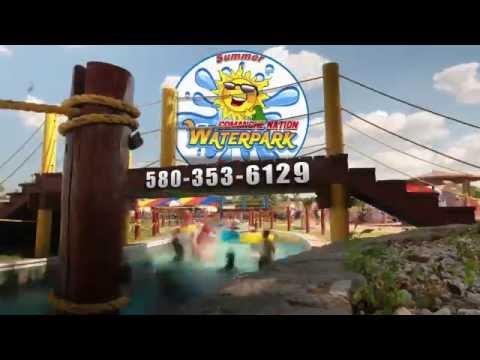 Comanche Nation Waterpark ORIGINAL not seen on TV 30s TV Spot