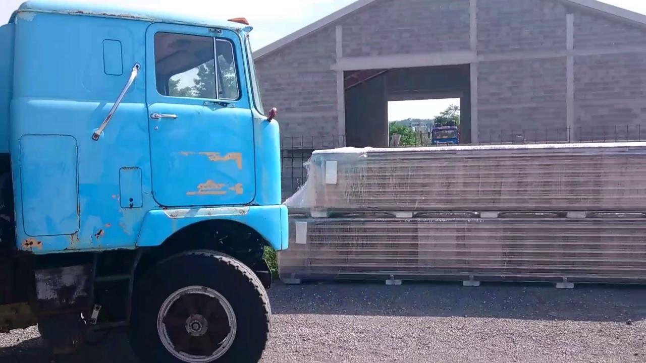 Cabover Trucks For Sale >> Mack F700 l.1979 - YouTube