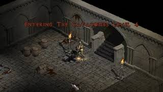 Diablo 2: The Terrifying Demoness Andariel, Maiden of Anguish in Sisters to the SLAUGHTER