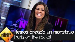 Nuria Roca indignada por Instagram: