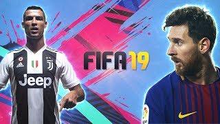 CRISTIANO RONALDO VS LIONEL MESSI ● FIFA 19 BATTLE ● BEST GOALS & SKILLS