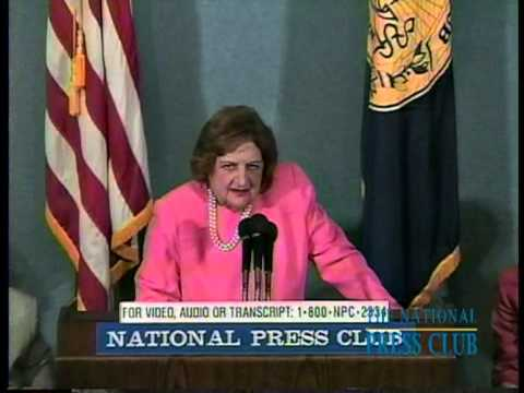 National Press Club Luncheon with Helen Thomas