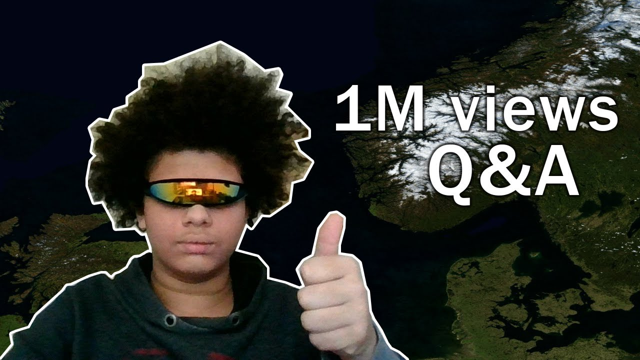 Q&A | I reached 1 million views...