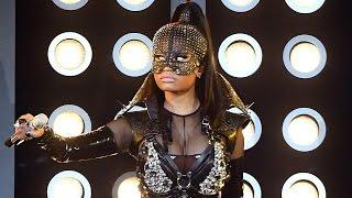 Nicki Minaj OPENS The 2017 BBMAs With FLAWLESS 9-Minute Medley