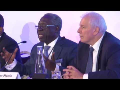 PRESENTATION GHANA'S ECONOMIC VIEW - SESSION 1  Q&A