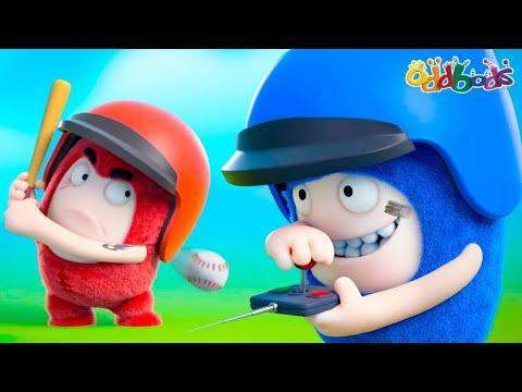 Oddbods | NEW | BEST PLAYDATE | Funny Cartoons For Kids