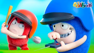 Oddbods | NEW | BEST PLAYDATE | Funny Cartoons For Kids