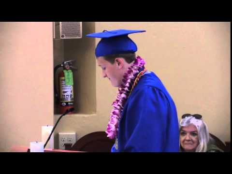 St. Vincent de Paul High School Commencement: 6/8/14