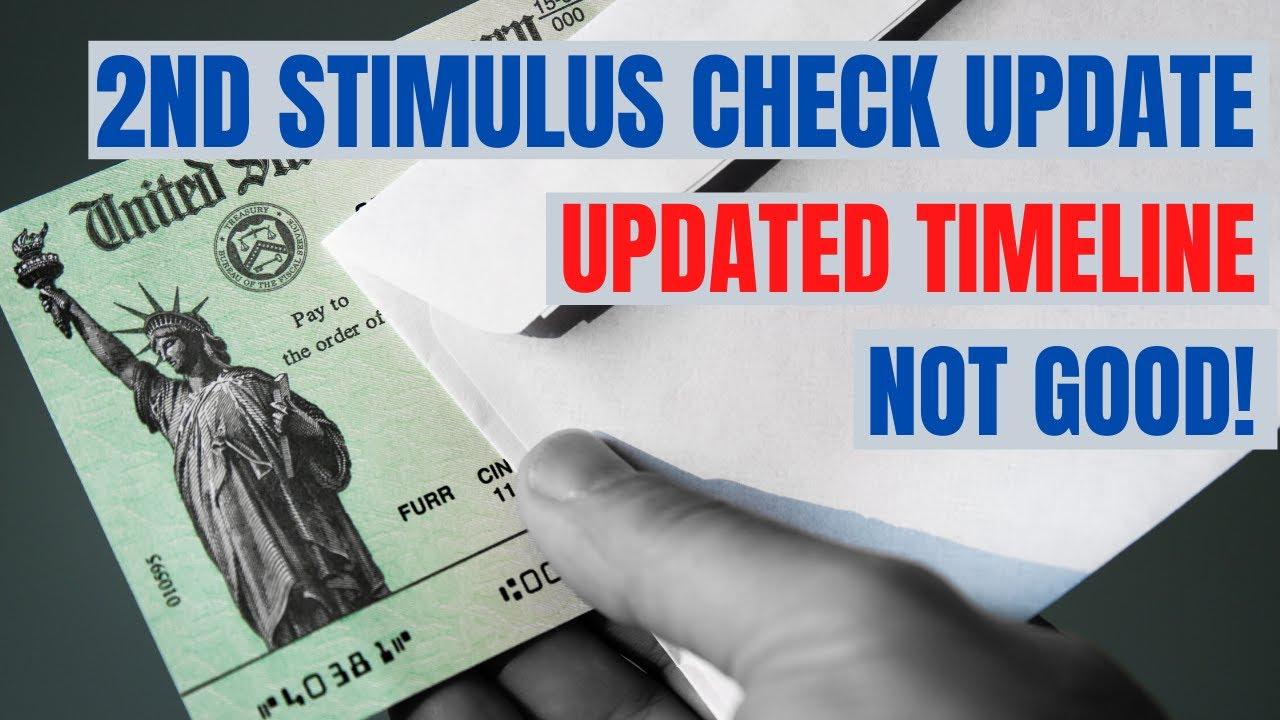600 Stimulus Check When Will We Get It - Others will ...