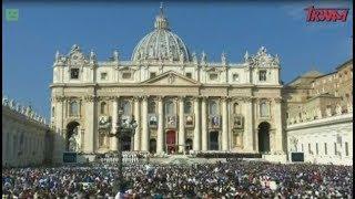 Msza Św. kanonizacyjna z Watykanu