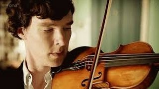 Video SHERLOCK THEME (BBC) | Easy VIOLIN Tutorial download MP3, 3GP, MP4, WEBM, AVI, FLV Juli 2018