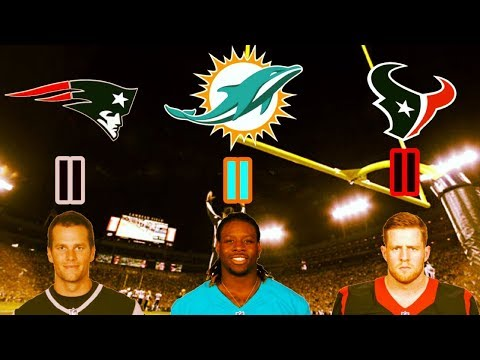 Best NFL player from each team (AFC)