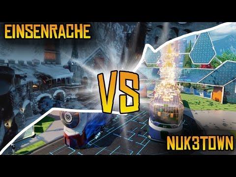 Nuk3Town VS Enisenrache