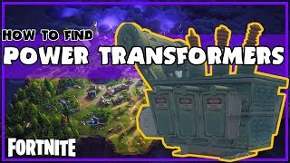 FORTNITE Guide - Daily Destroy Transformers. Complete your quest in a single mission!