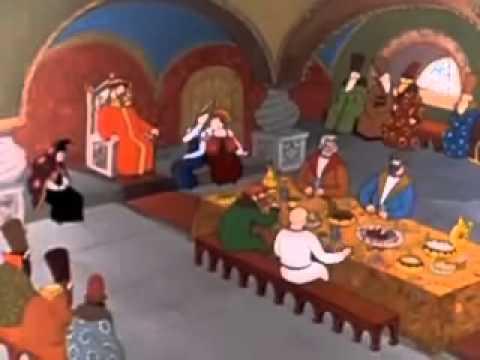 сказка о царе Салтане Озвучка гоблина (+18)
