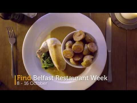 Belfast Restaurant Week 2016