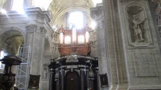 Bach: Heut triumphieret Gottes Sohn - Leon Bierens: Sint-Pieterskerk Gent