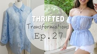 Thrifted Transformations | Ep. 27