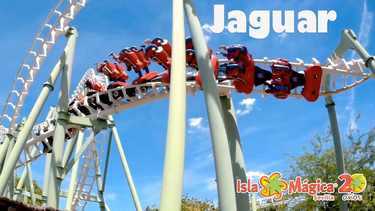 Jaguar isla magica 4k youtube - Isla magica ofertas 2017 ...